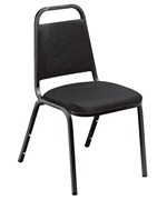 Square Back Value Stack Chair