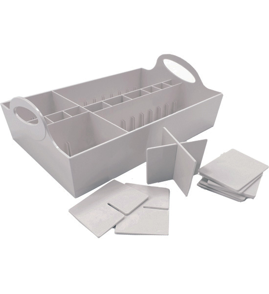Vanity organizer in cosmetic organizers for Bathroom counter organizer