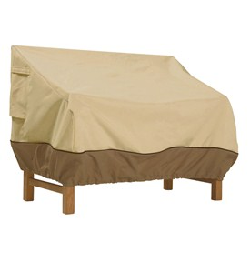 Outdoor Patio Bench Cover Image