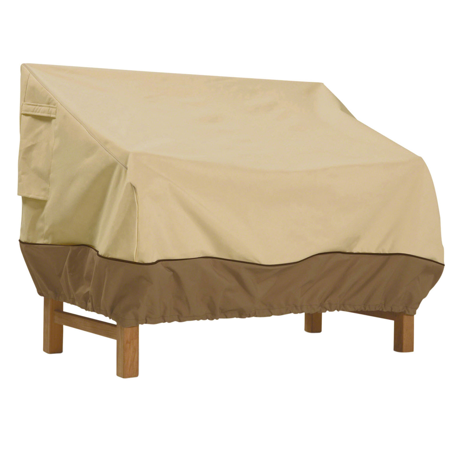 Patio loveseat cover in patio furniture covers for Patio furniture covers