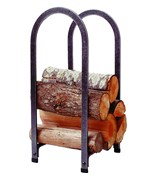 Vertical Arch Log Rack