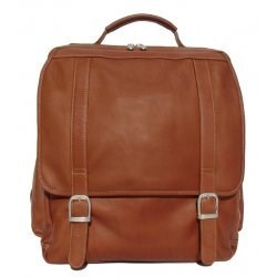 Professional Leather Backpack Image