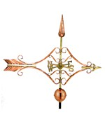 Victorian Arrow Weathervane by Good Directions