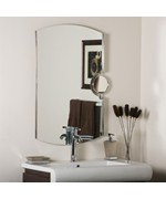 Wall Mirror with Magnification by Decor Wonderland