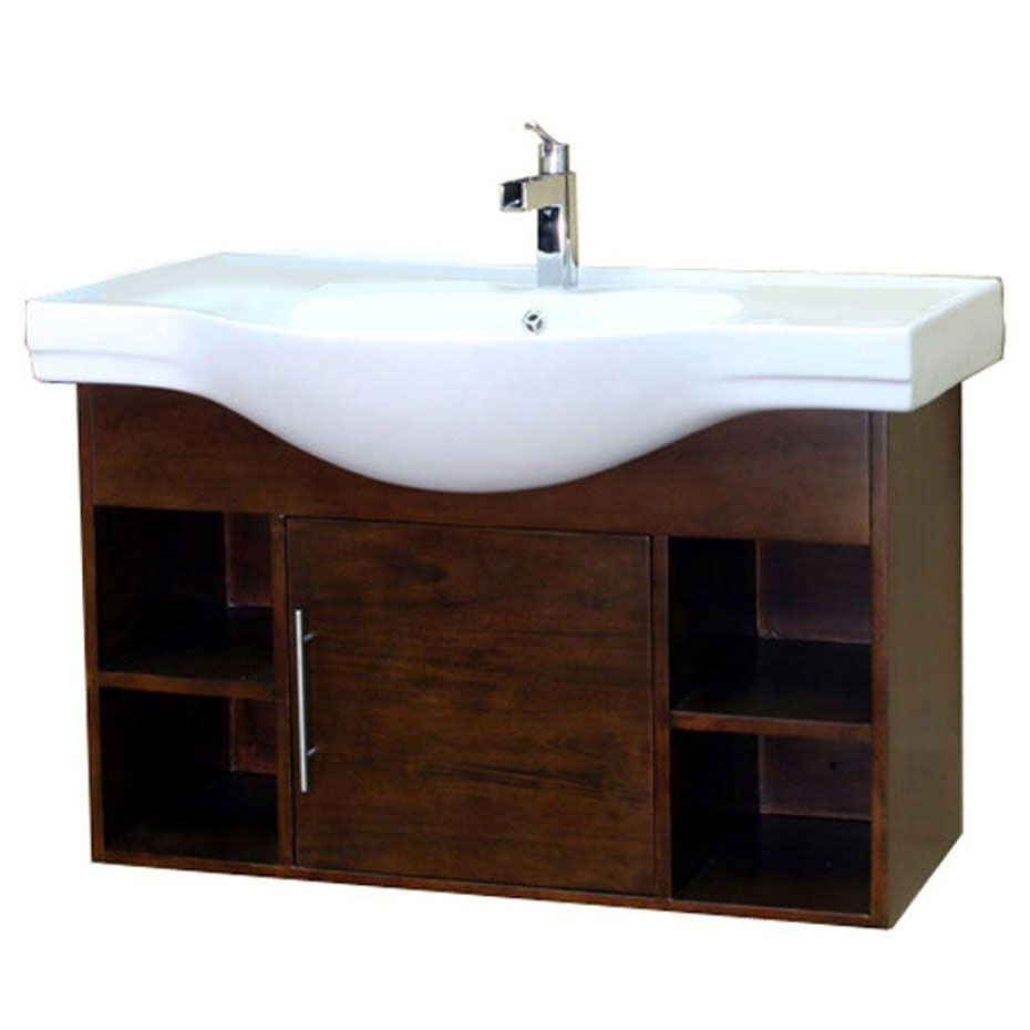 Wall Mount Bathroom Vanity In Bathroom Vanities