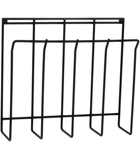 Wall Mount Magazine Rack Image
