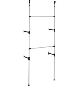 Wall-Mounted Clothes Rack Image