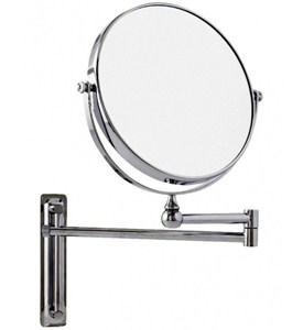 Wall-Mounted Makeup Mirror Image