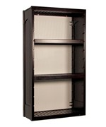 Wall-Mounted Storage Shelves - Woodcrest