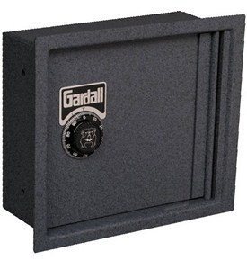 Wall Safe with Combination Lock - 6 Inch Depth Image
