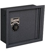 Wall Safe with Combination Lock - 6 Inch Depth