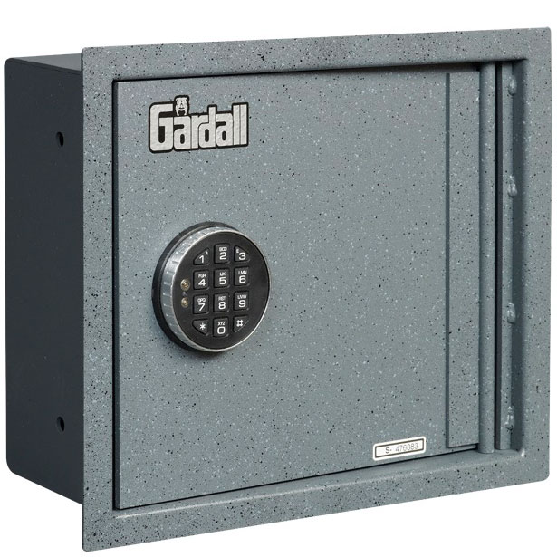 Wall Safe with Digital Lock6 Inch Depth in Home Safes