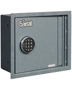 Wall Safe with Digital Lock - 6 Inch Depth