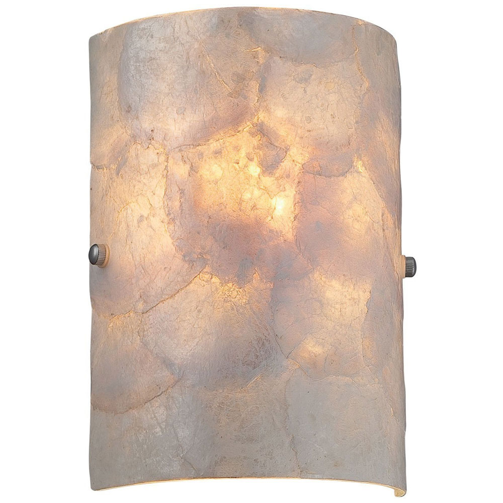 How High To Place Wall Sconces : Wall Sconce - Shelley in Sconces