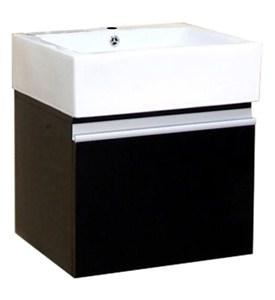Wall single sink vanity dark espresso in bathroom vanities - Dark espresso bathroom wall cabinet ...