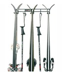 Wall Ski Storage Rack