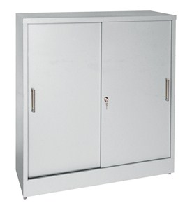 Heavy-Duty Storage Cabinet - 42 Inch High Image
