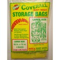 Heavy Weight Plastic Storage Bags - Large