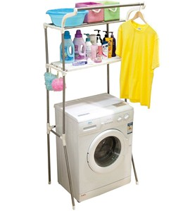 Washing Machine Storage Rack Image