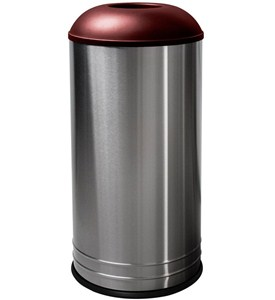 Waste Receptacle - Stainless Steel Image
