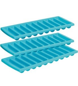 Water Bottle Ice Cube Trays (Set of 3) Image