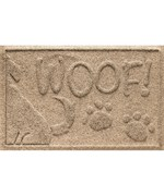 Water Guard Mat - Woof