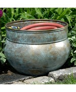 Water Hose Pot - Blue Verde