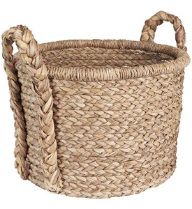 Water Hyacinth Basket Image