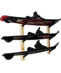 Water Ski Storage Rack - Angled