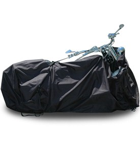 Waterproof Motorcycle Cover Image