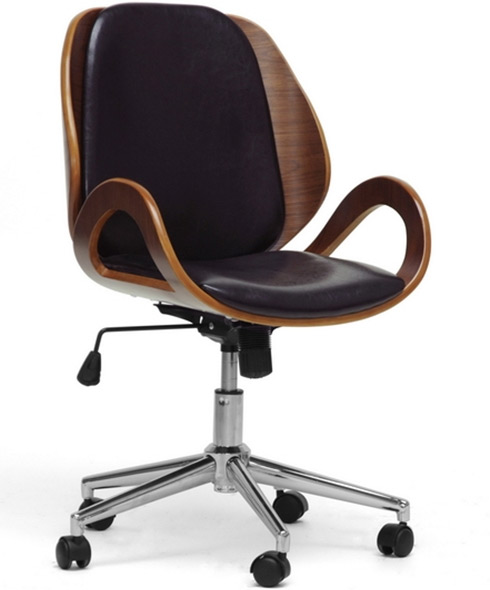 Watson Rolling Office Chair In Office Chairs
