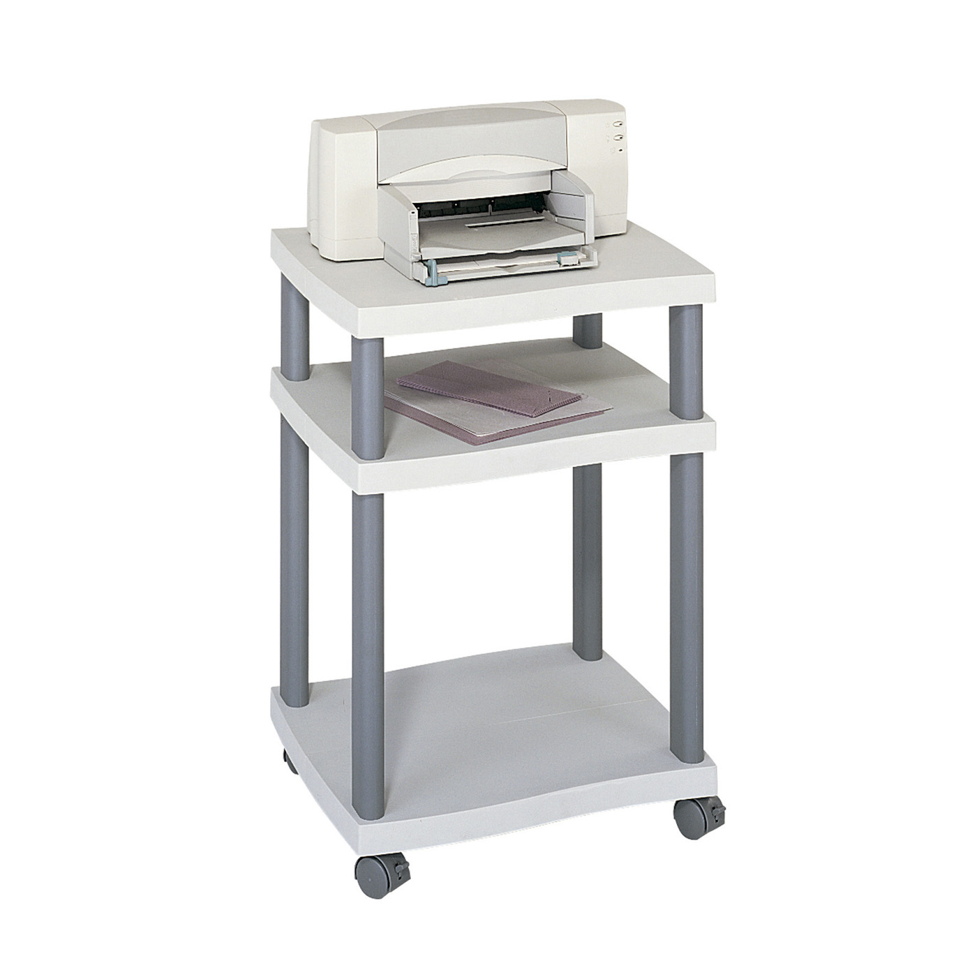 wave desk side printer stand price