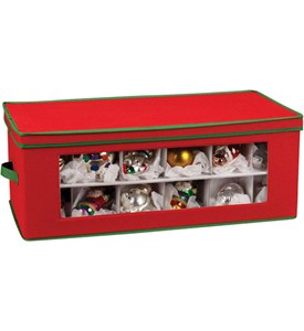 Vision Holiday Ornament Storage Box - Large Image