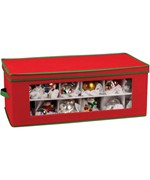 Vision Holiday Ornament Storage Box - Large