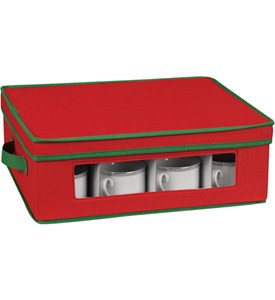 Vision Holiday Cup Storage Box Image
