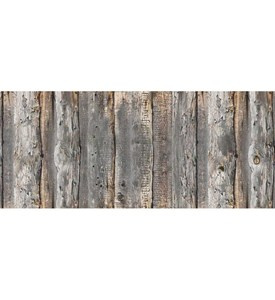 Padded Mat - Weathered Wood Image