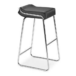 Wedge Bar Stool - Set of 2 by Zuo Modern Image