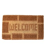Welcome Coir Doormat by Imports Decor