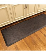 Wellness Mat - Embossed Moire - 6 x 2