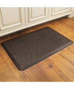 Wellness Mat - Embossed Trellis - 3 x 2