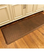 Wellness Mat - Embossed Trellis - 6 x 2