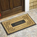 Coir Knot Personalized Doormat