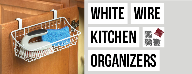white wire kitchen collection collection