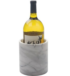 White Marble Wine Chiller Image