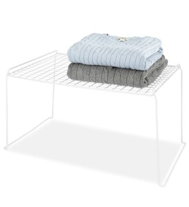 Stacking Shelf - Large White Image