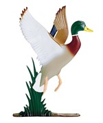 Whitehall Address Sign Ornament - Duck