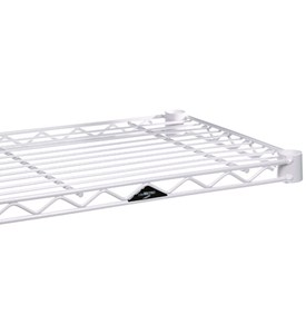 InterMetro 14 Inch Professional Shelf - White Image