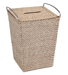 Wicker Laundry Basket Image