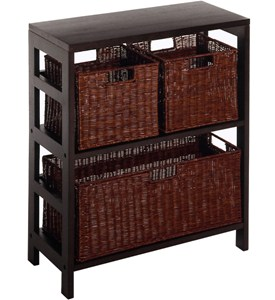 Wicker Storage Chest Image