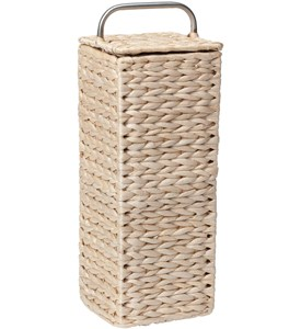 Wicker Toilet Paper Holder Image